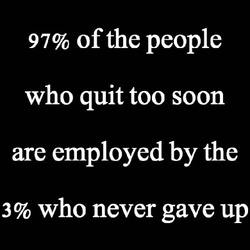 Entrepreneurs, Listen up!