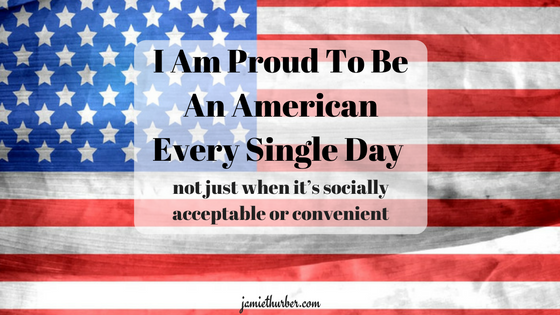 I am anAmerican