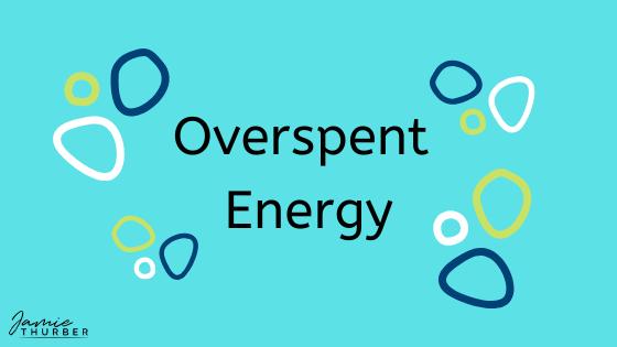 Overspent Energy